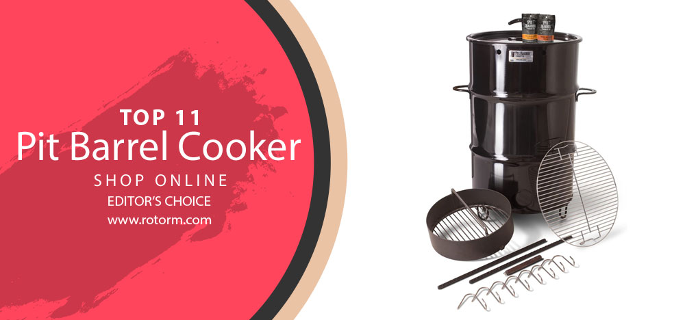 Best Pit Barrel Cooker - Editor's Choice