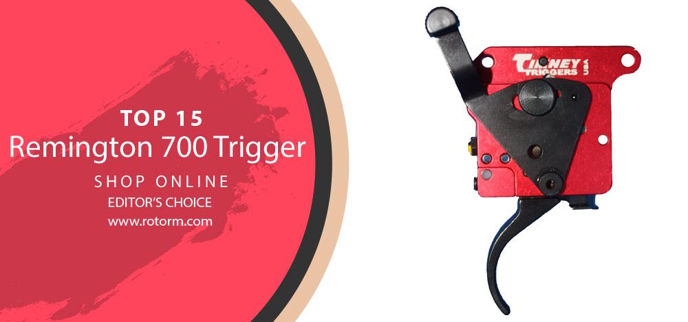 Best Remington 700 Trigger - Editor's Choice