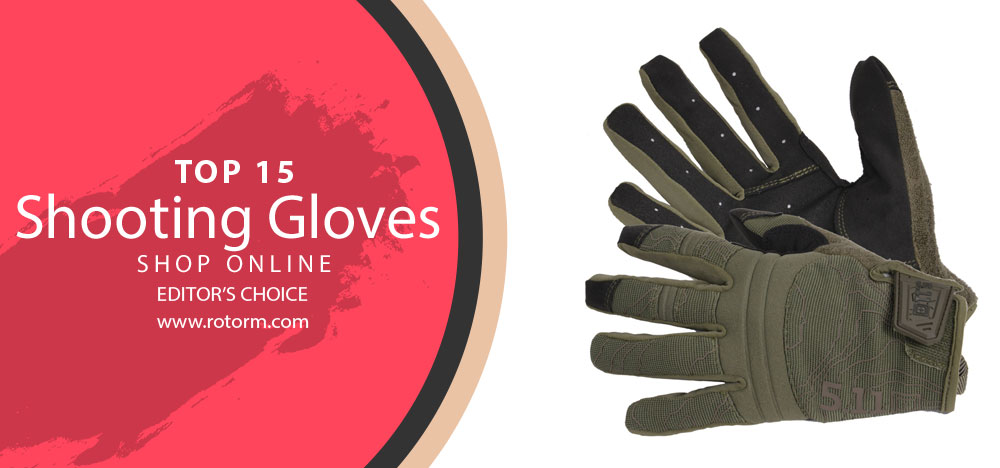 Best Shooting Gloves - Editor's Choice