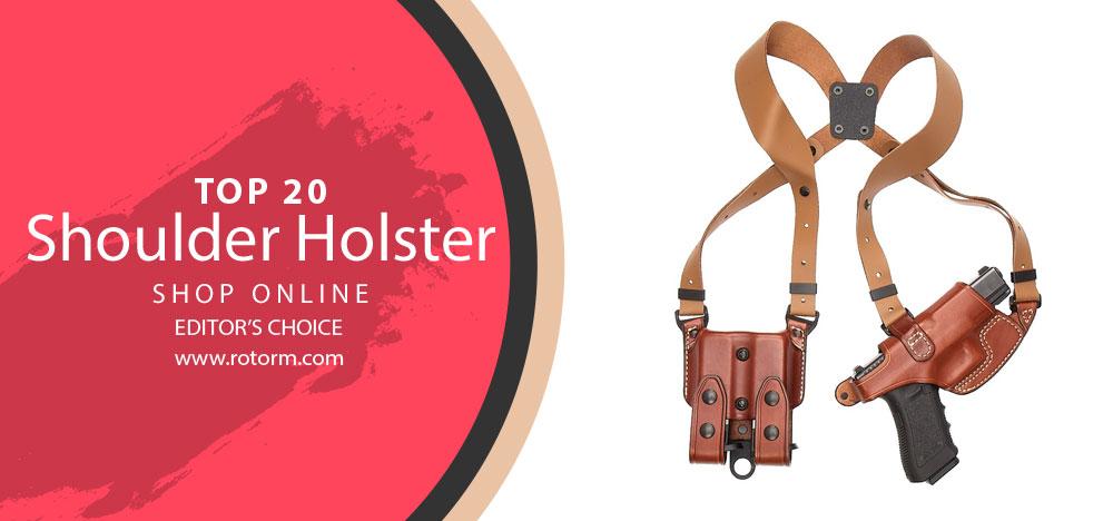 Best Shoulder Holster - Editor's Choice