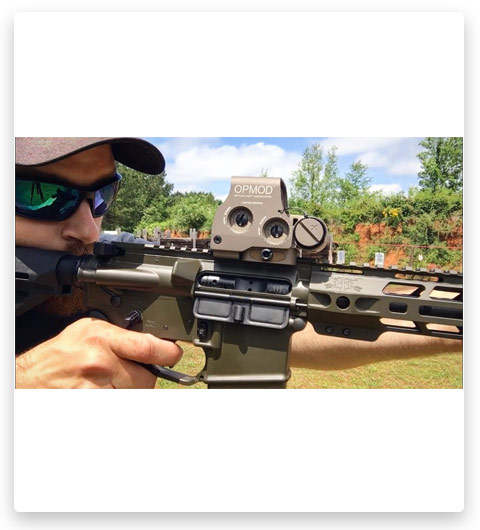 EOTech OPMOD EXPS2-0 Green Reticle Holographic Sight