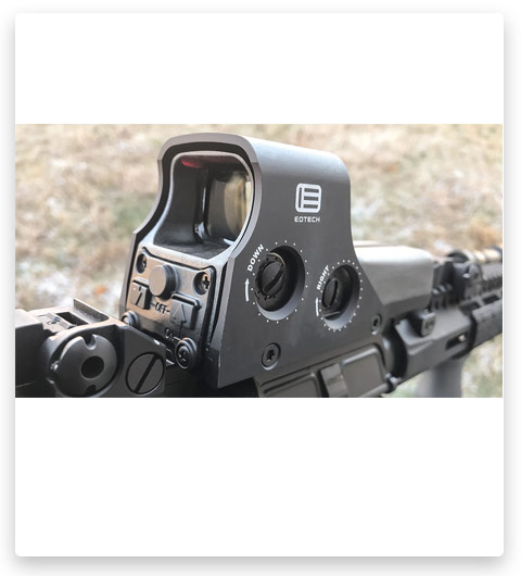 EXPS 3 Holographic Red Dot Sight
