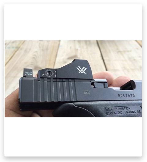 Vortex Viper 1x24mm 6 MOA Red Dot Sight
