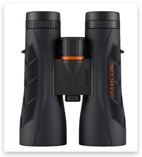 Athlon Optics Midas Gen II UHD 12x50mm Roof Prism Binoculars