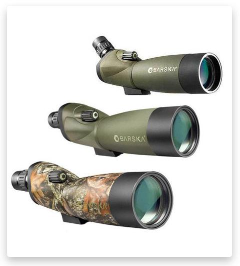 Barska 20-60x60mm Blackhawk Waterproof Spotting Scope
