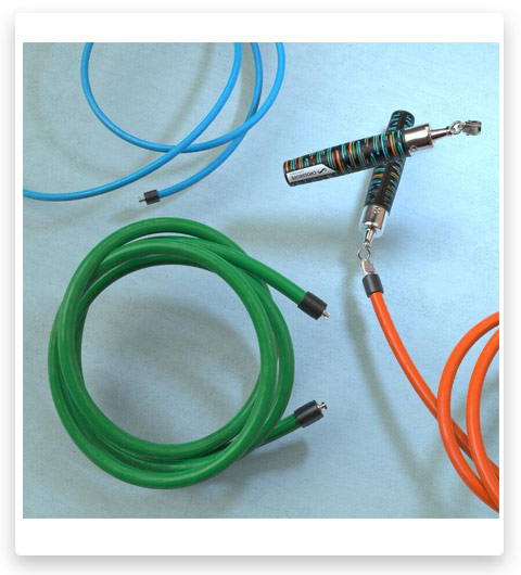 CrosRope Heavy Jump Rope Set
