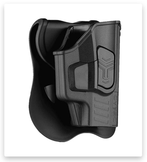 Polymer OWB Holster Fit Sig Sauer P365 Micro-Compact