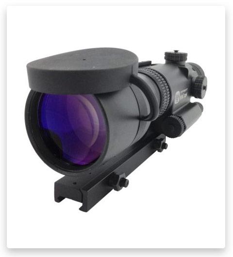 Armasight WWZ 4x Generation 1+ Night Vision Rifle Scope