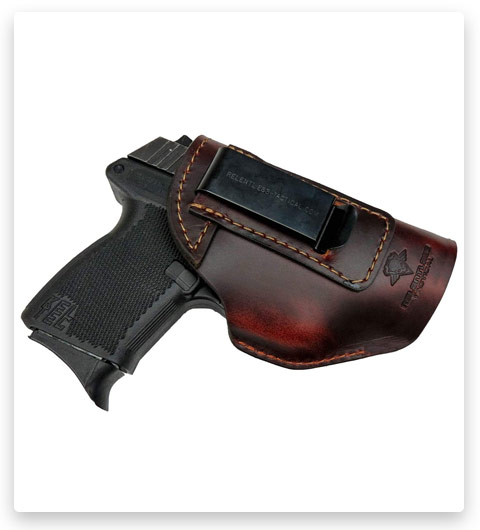 Relentless Tactical he Defender Leather IWB Holster