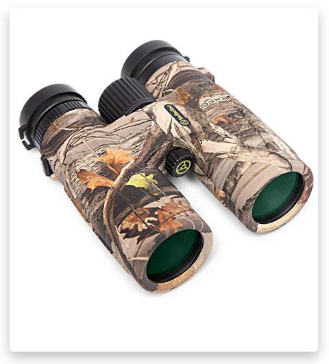 TecTecTec BPRO Wild 10x42 Camo Binoculars