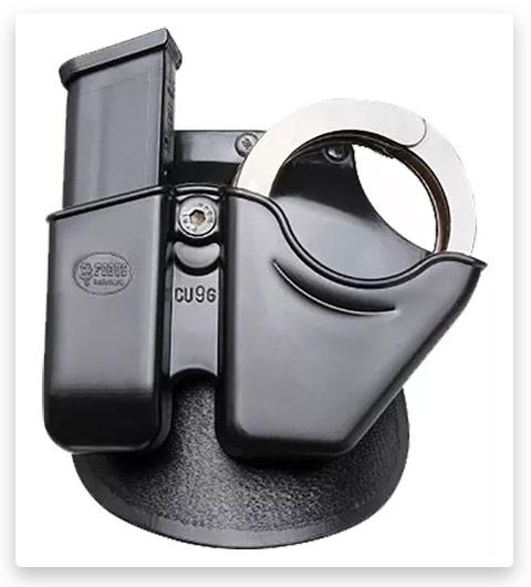 BONUS #2: Fobus USA CU9G Single Magazine and Handcuff Pouch With Paddle