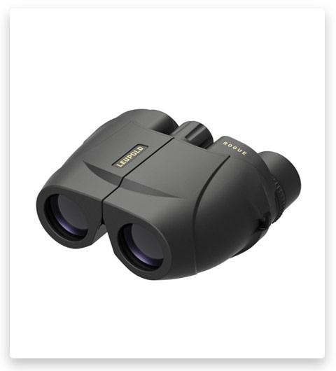 Leupold BX-1 Rogue 10x25 Compact Waterproof Binoculars