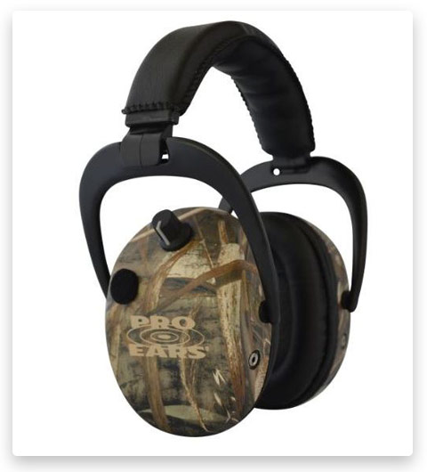 Pro-Ears Stalker Gold Series Shooting Hearing Protection
