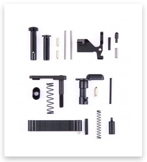 Product Info for CMC Triggers Complete Lower Receiver Parts Kit for AR-15