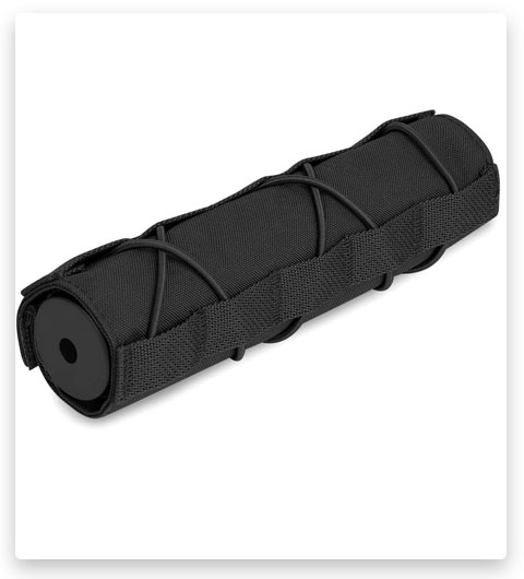 KRYDEX Tactical Airsoft Suppressor Cover