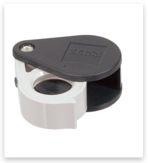 Zeiss Optics D24 6x Aplanatic Achromatic Pocket Magnifier Loupe