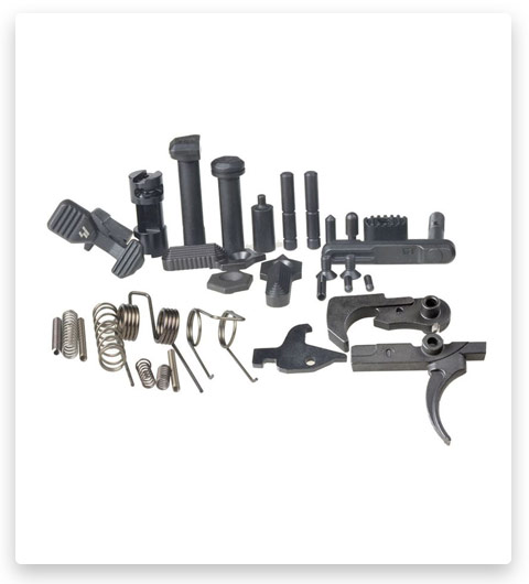 Strike Industries AR Enhanced Lower Receiver Parts with Trigger