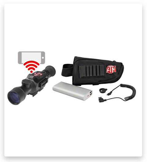 ATN X-Sight II Day/Night Vision Smart HD Technology Rifle Scope