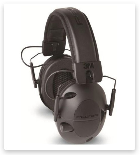 Peltor Tactical 100 Electronic Hearing Protection Ear Muffs