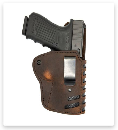 Versacarry Vc Compound Holster Iwb Kydex Leather Rh Sig P365