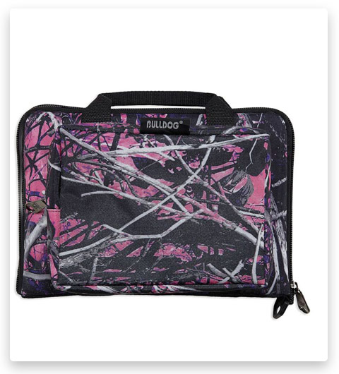 Bulldog Cases Muddy Girl Camo Range Bag