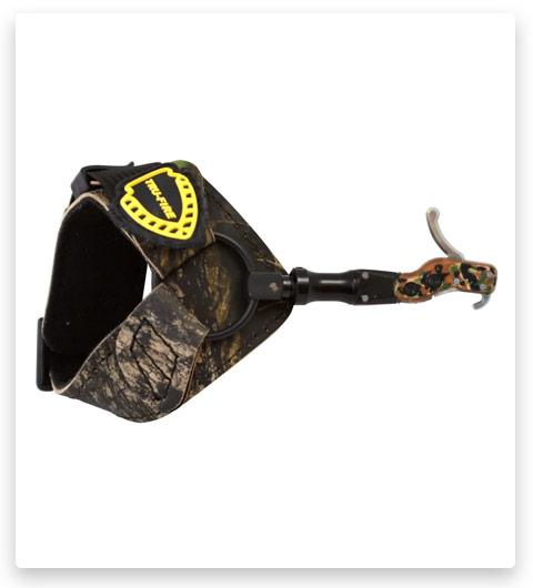 TruFire Hardcore Buckle Foldback Adjustable Archery Compound Bow Release