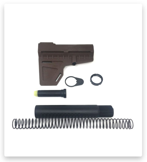 KAK Shockwave Pistol Stabilizer Brace Package