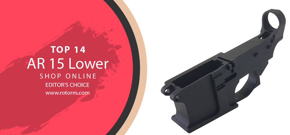 Best AR 15 Lower - Editor's Choice