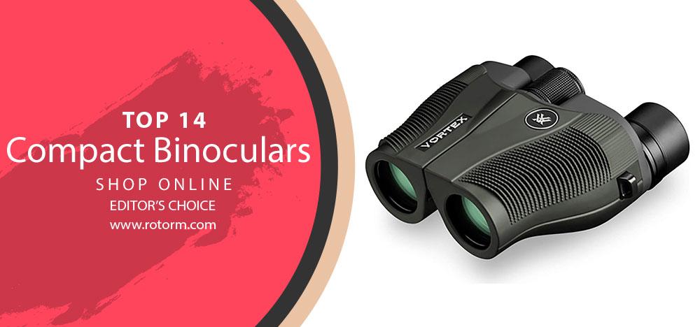 Best Compact Binoculars - Editor's Choice