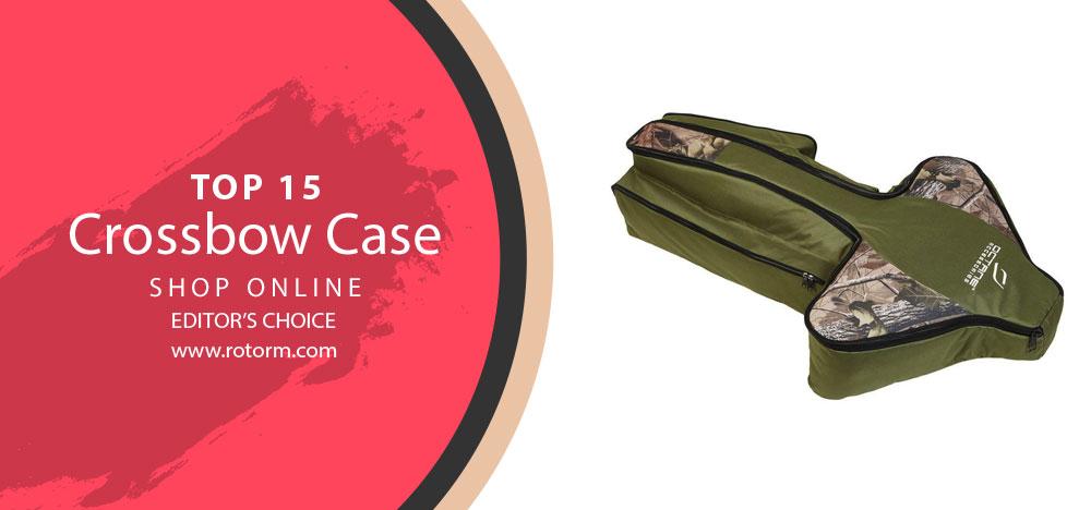 Best Crossbow Case - Editor's Choice