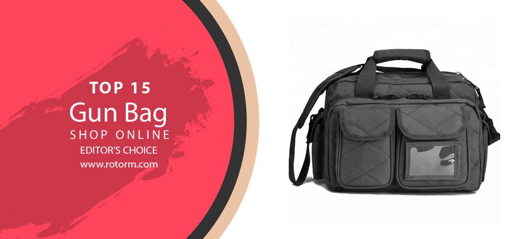 Best Gun Bag - Editor's Choice