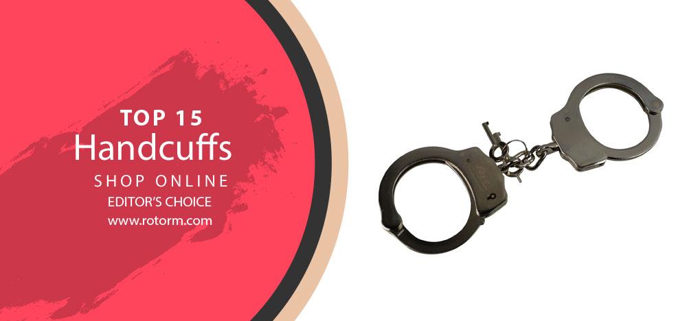 Best Handcuffs - Editor's Choice