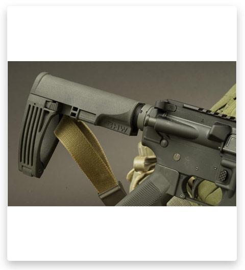 Gear Head Works Telescoping Pistol Brace