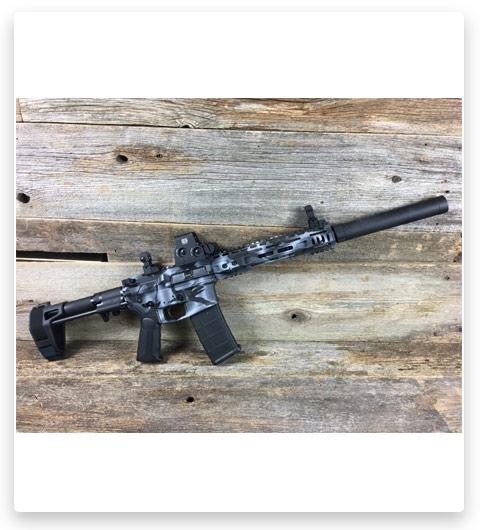 SB Tactical SBPDW Pistol Stabilizing Brace.
