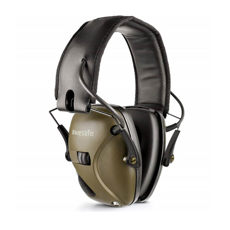 Best Electronic Ear Muffs 2021