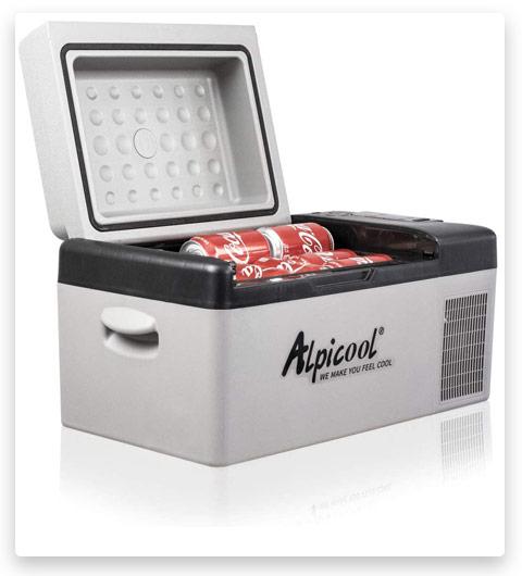 Alpicool C20 Portable Refrigerator 21 Quart (20 Liter)