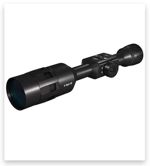 ATN X-Sight 4K Pro Edition 5-20x Smart HD Riflescope