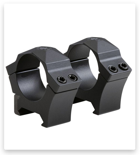 Sig Sauer Alpha Stainless Steel Hunting Riflescope Rings
