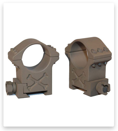 Talley Tactical Riflescope Rings