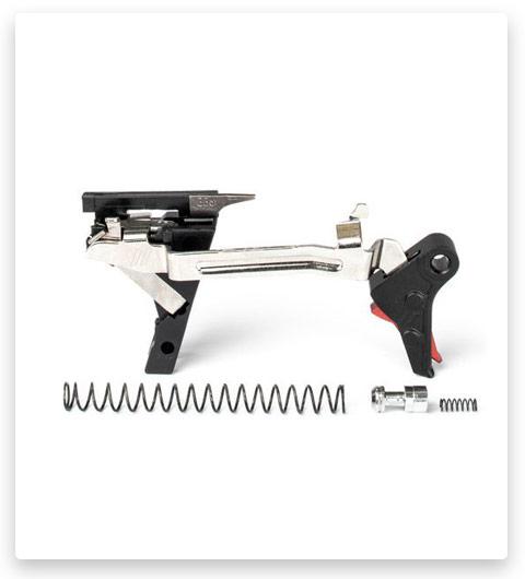 ZEV Technologies PRO Flat Face 9mm Glock Trigger Drop-In Kit