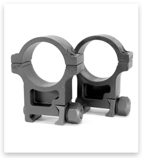 Trijicon 30 mm Steel AccuPoint Riflescope Rings