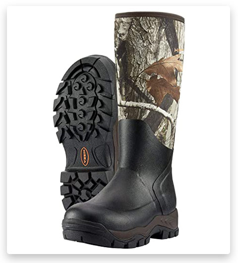 HISEA Men's Winter Hunting Boots
