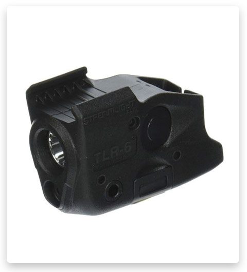 Streamlight TLR-6 Black Tactical Light