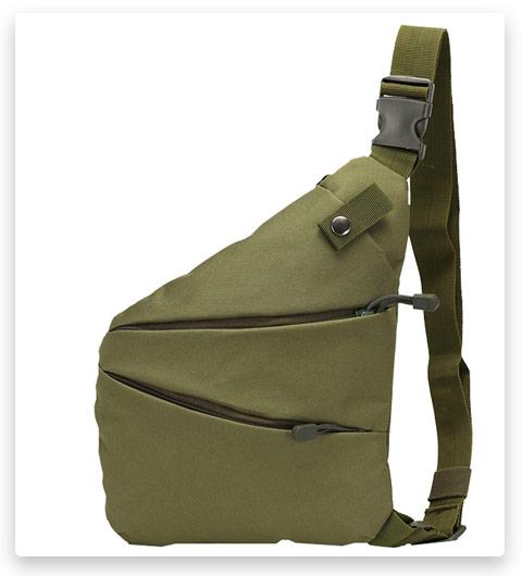 Pickag Sling Bag EDC Chest Conceal Shoulder