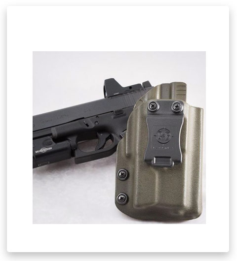 C&G Holsters IWB Tactical Kydex Holster