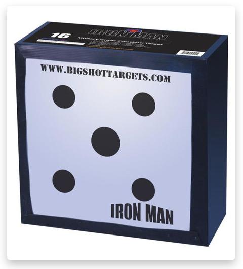 BIGshot Iron Man 16 Crossbow Target