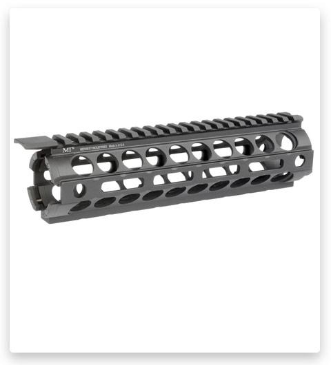 Midwest Industries AR-15/M-16 M-Series Two Piece Drop-In M-LOK Handguard