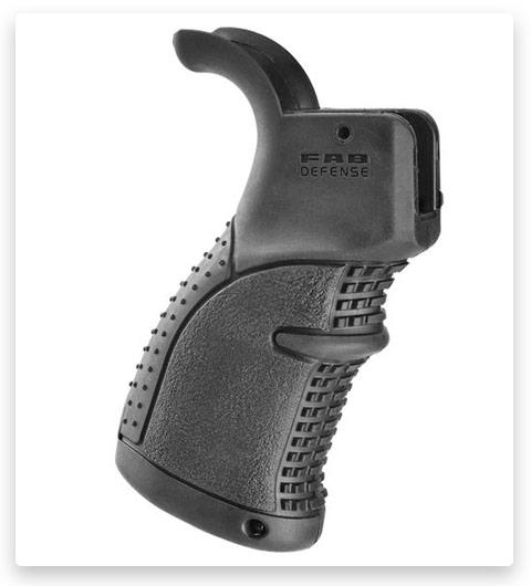 FAB Defense Rubberized Pistol Grip