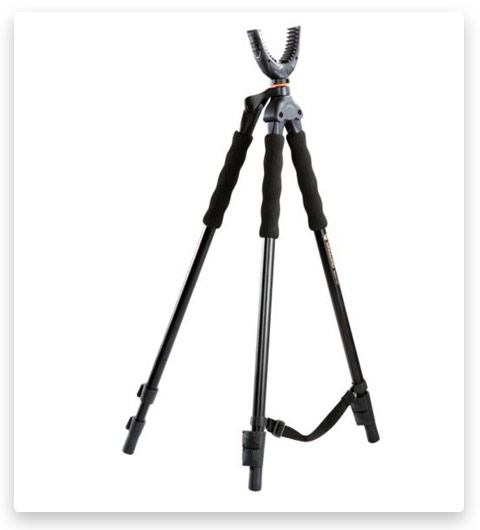 Vanguard Quest T62U 3-in-1 Shooting Stick Height