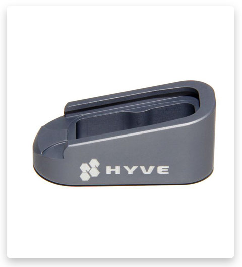 YVE Technologies Glock 43 Magazine Extension Base Pad